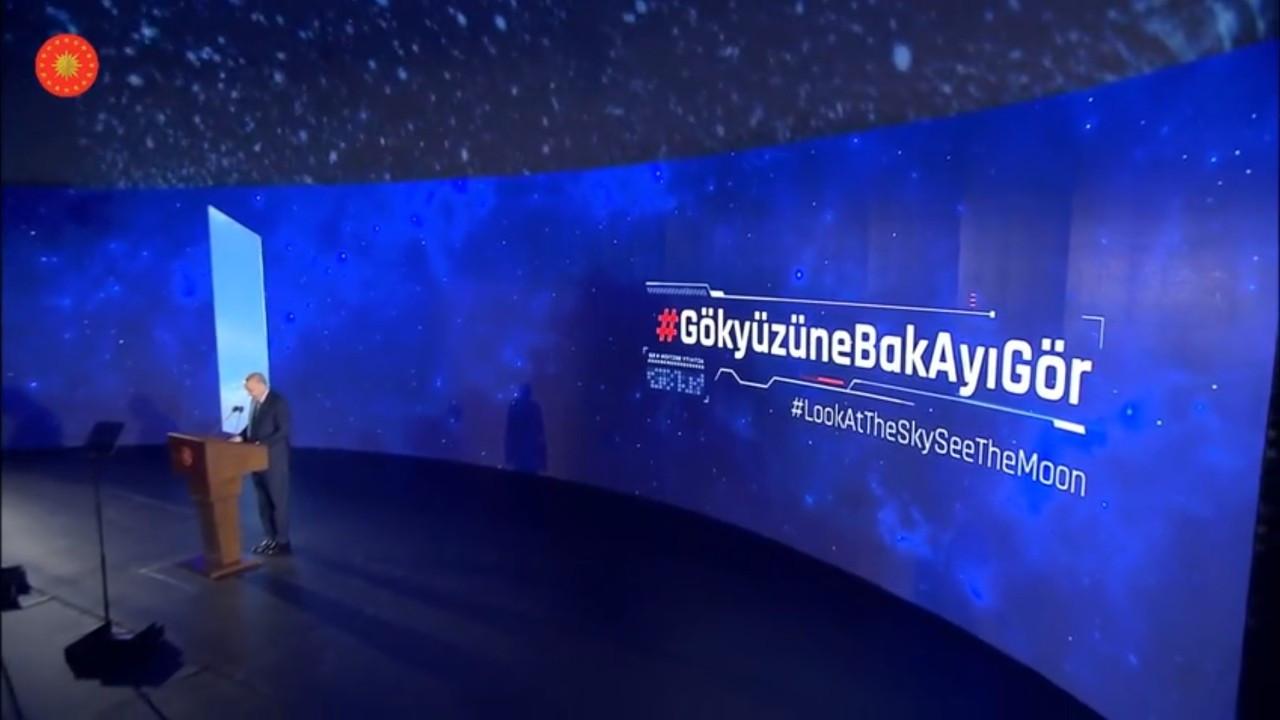 Gizemli monolit 'Milli Uzay Programı'nın parçası çıktı