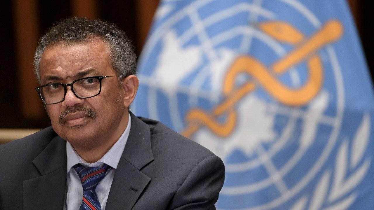 DSÖ Başkanı Tedros: Pandeminin bitmesine daha çok var