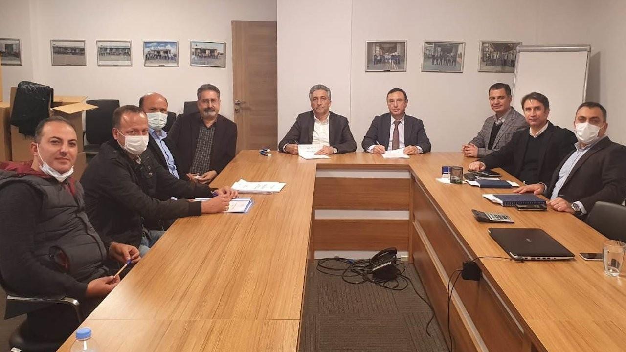 TÜMTİS, TÜVTÜRK'te toplu sözleşme imzaladı