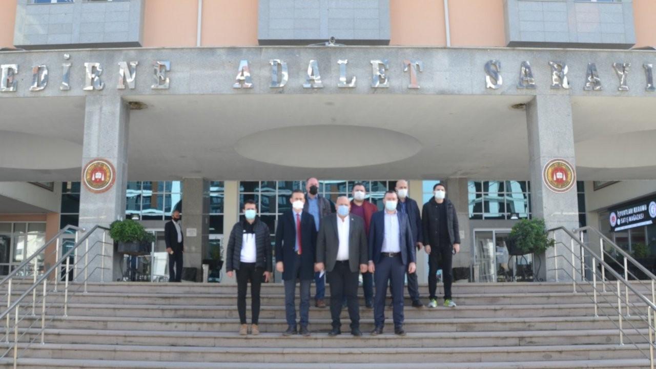 CHP'den dekan Cevdet Kılıç hakkında suç duyurusu