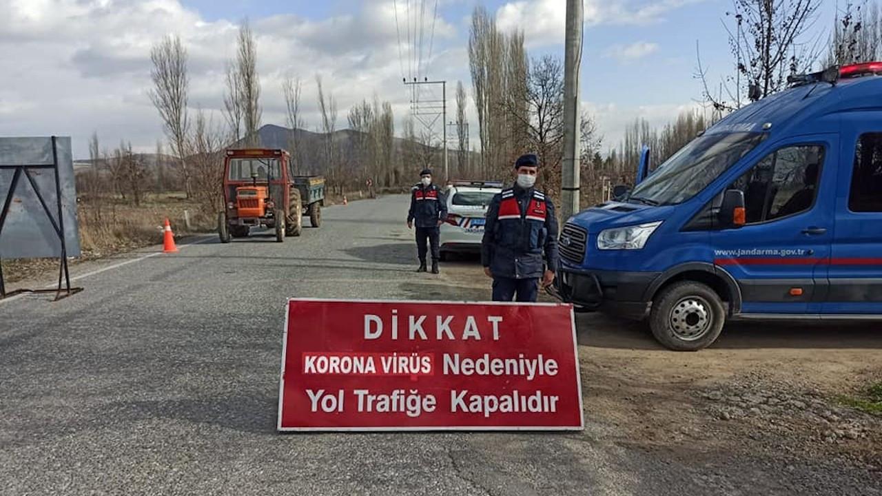 Konya'nın 3 ilçesinde mutasyonlu virüs alarmı