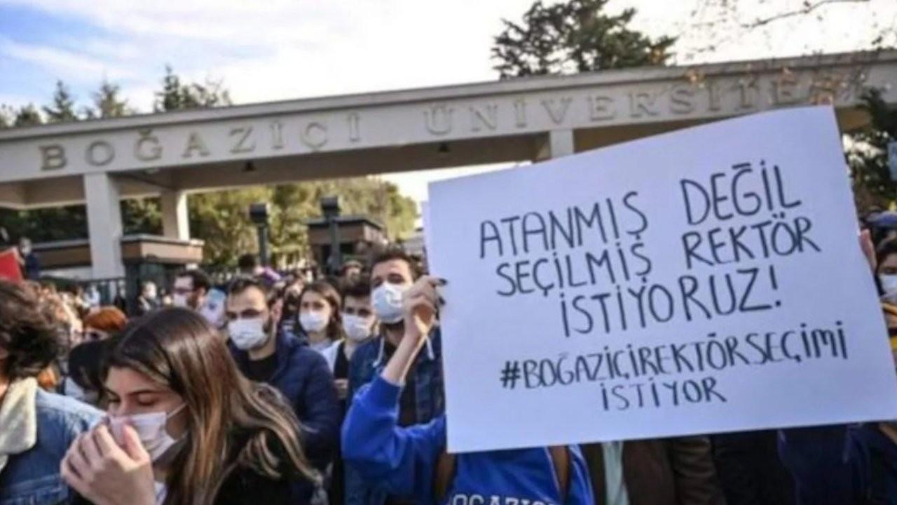 Boğaziçili öğrencilerin ailelerinden 'polis' telefonlarına tepki