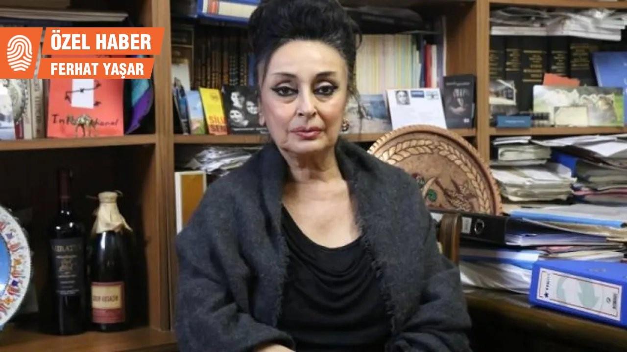 Polis Bodrum'da Eren Keskin'e sordu: Ne işiniz var burada?