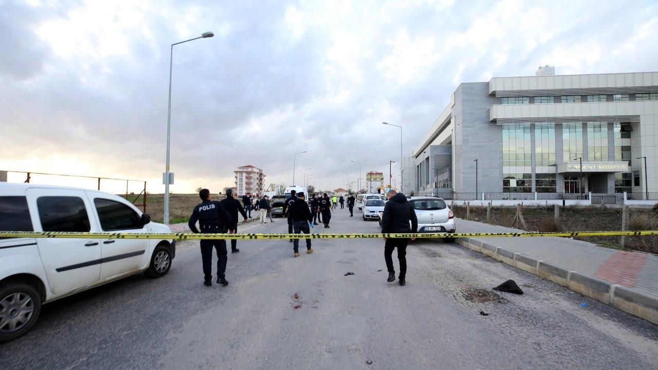 Kırklareli'nde adliye çıkışı kavga: 11 yaralı