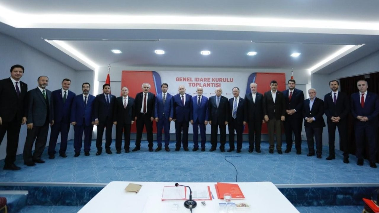 SAADET'ten genel başkanlık açıklaması: Söz konusu değil