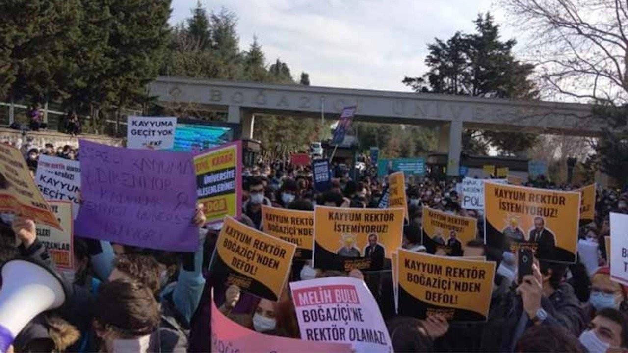 Türkiye Yazarlar Sendikası'ndan Boğaziçi açıklaması