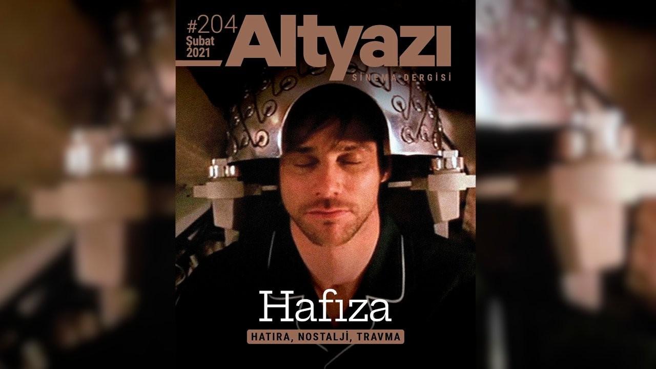 Altyazı Sinema Dergisi'nin şubat sayısı çıktı