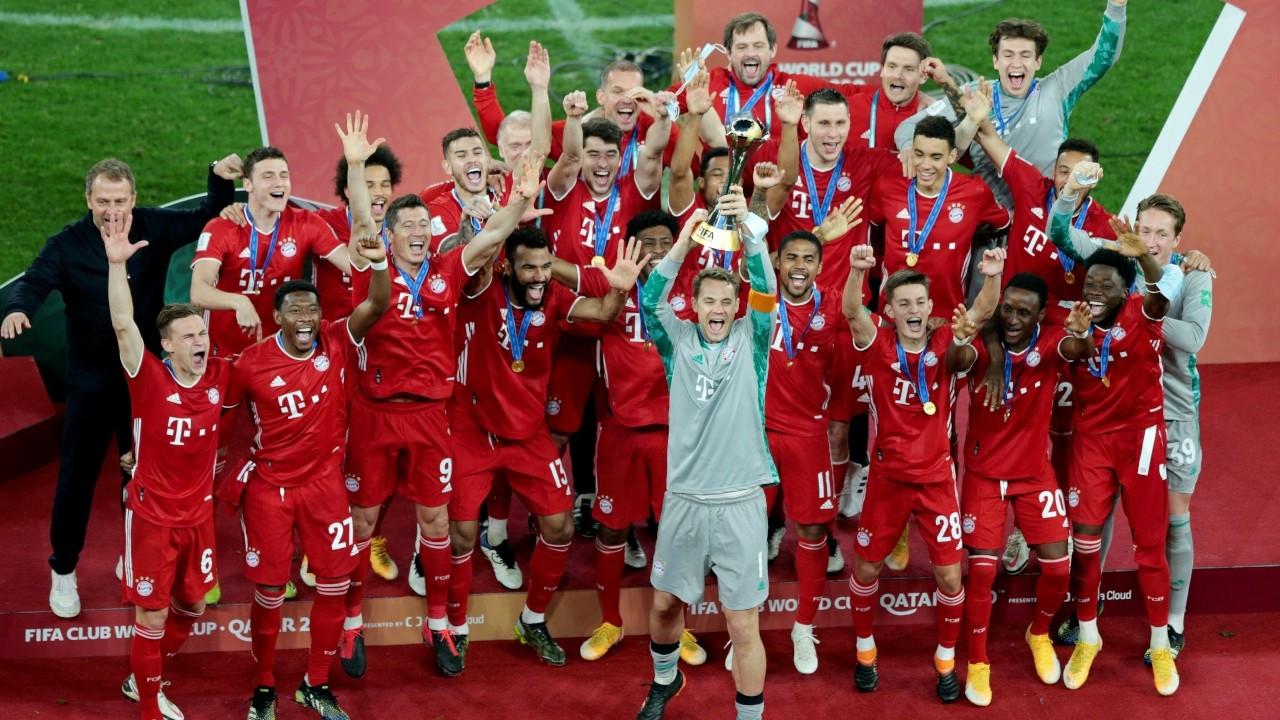 Bayern Münih, FIFA Kulüpler Dünya Kupası şampiyonu oldu