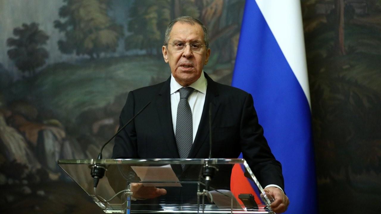 Rusya Dışişleri Bakanı Lavrov: AB ile ilişkileri koparmaya hazırız