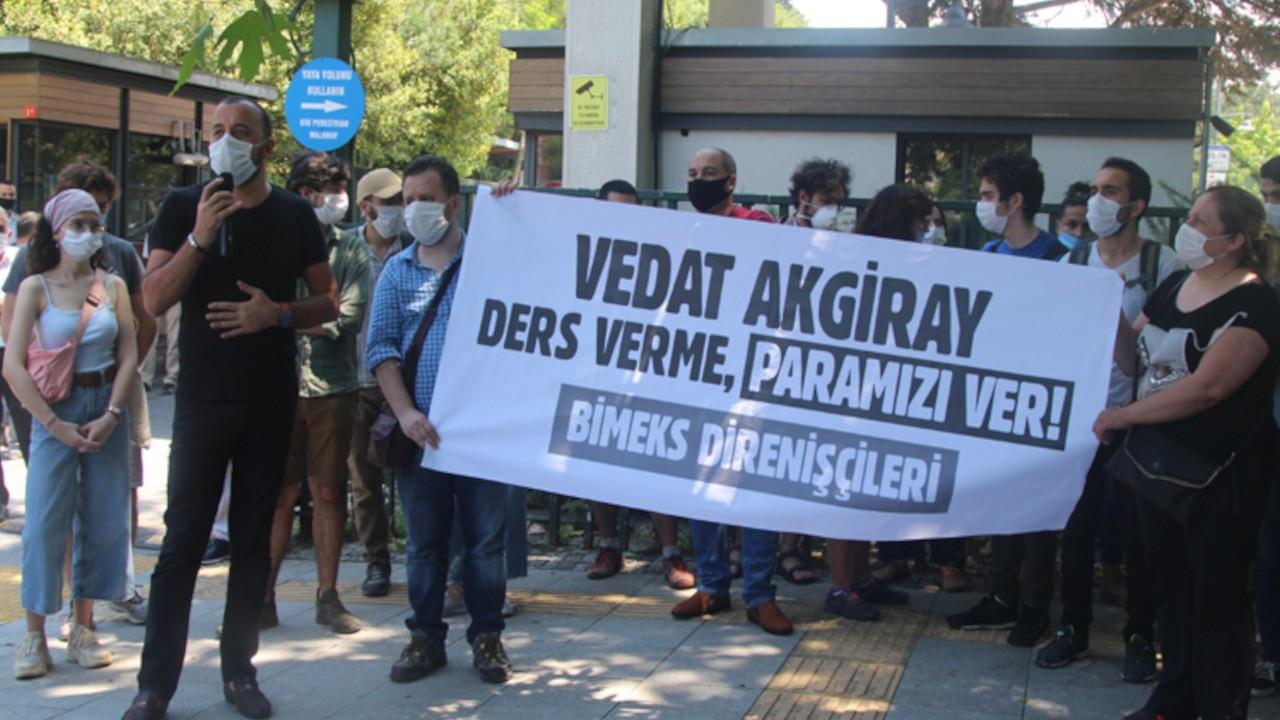 Boğaziçi Üniversitesi Mezunlar Derneği'ne Bimeks tepkisi
