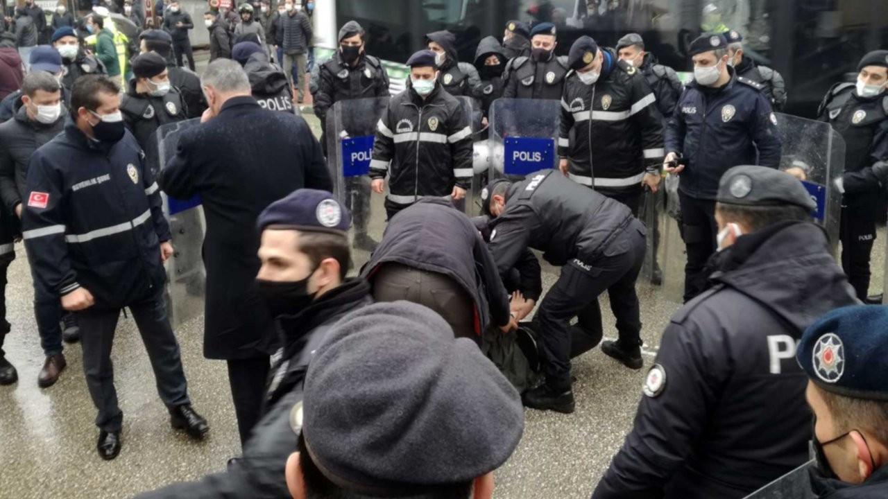 HDP: İki günde en az 143 kişi gözaltına alındı