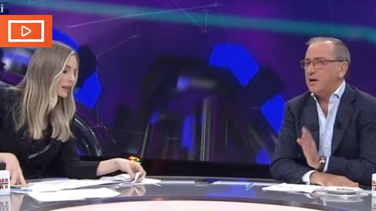 Hande Sarıoğlu-Fatih Altaylı tartışması viral oldu