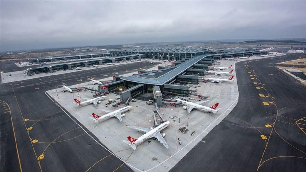 2020'de en yoğun hava trafiği İstanbul Havalimanı'nda kaydedildi