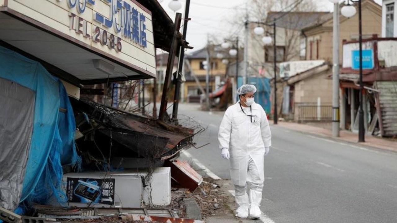 Japonya'nın Fukuşima eyaletinde 7,1'lik deprem