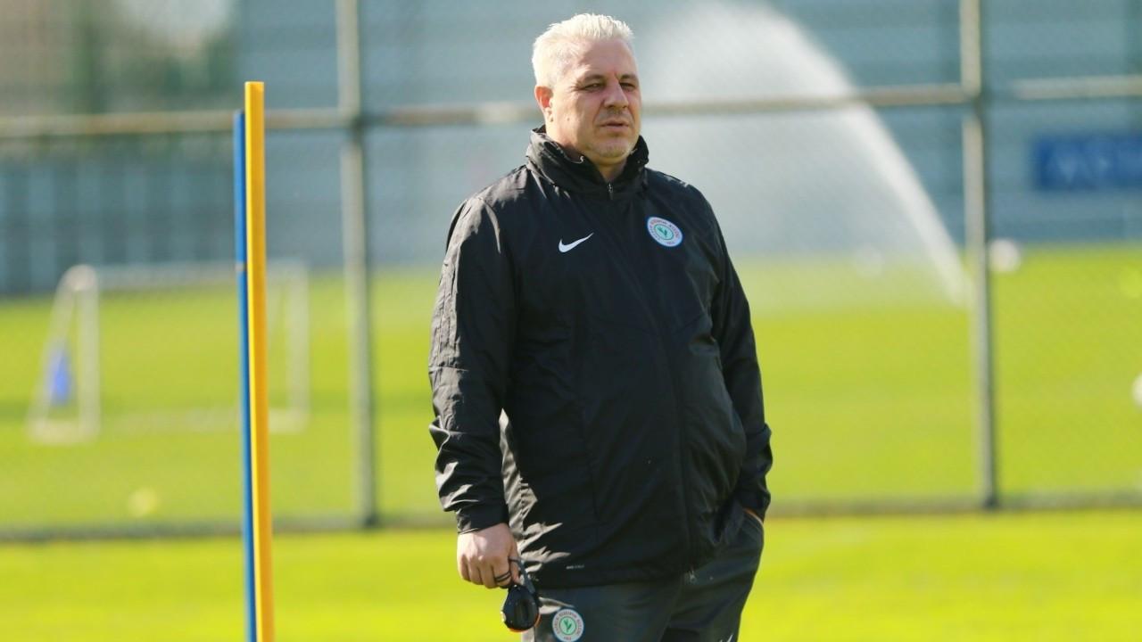 Marius Sumudica'yı istifa kararından futbolcular vazgeçirdi iddiası