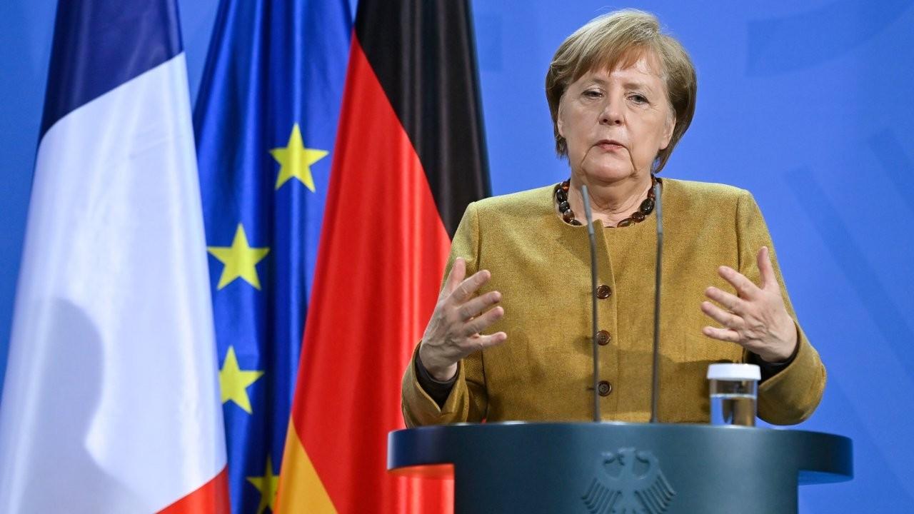 Merkel'den AİHM uyarısı: Kararlar acilen uygulanmalı
