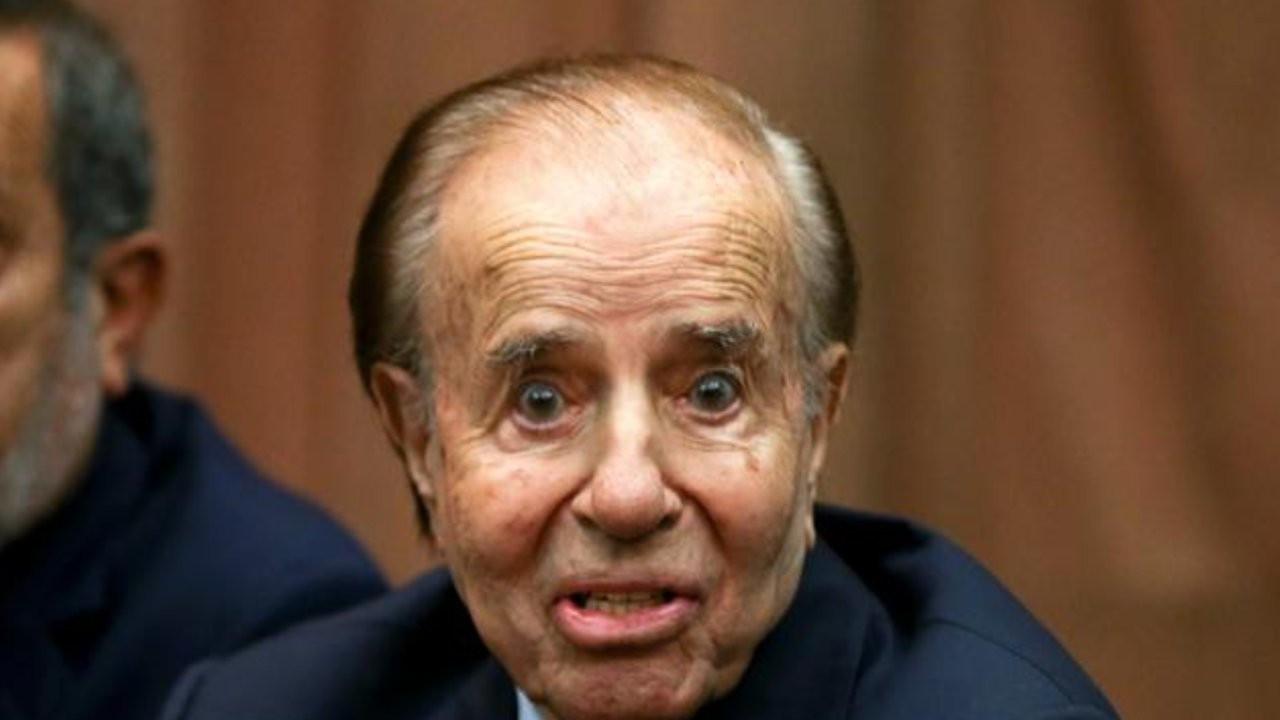 Arjantin'in 'El Turco' lakaplı eski devlet başkanı Carlos Menem öldü