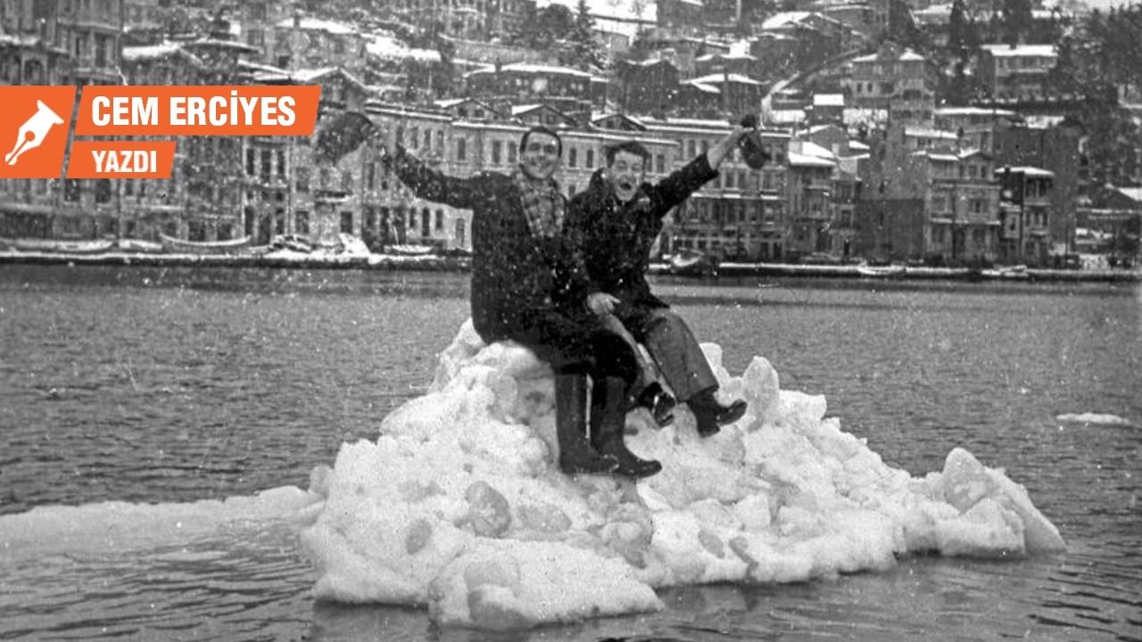 İstanbul'da telaş ve neşe