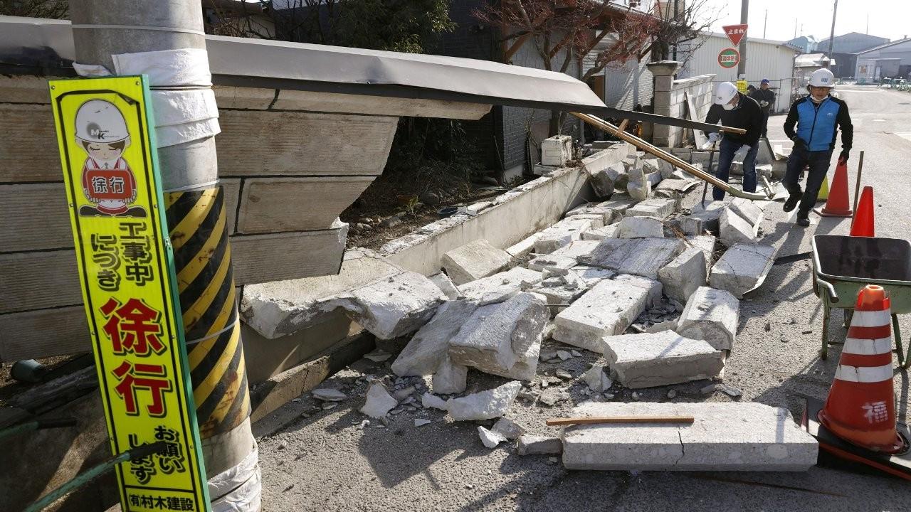 Japonya: 7.3 büyüklüğündeki deprem 2011'in artçısıydı