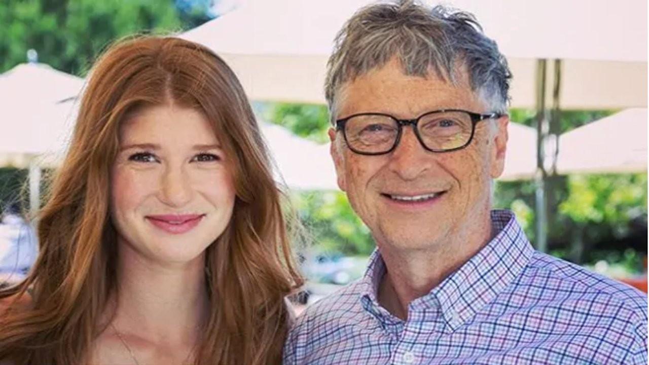 Bill Gates'in kızı 'çip' iddiasıyla dalga geçti: Keşke mRNA'nın böyle bir gücü olsaydı!
