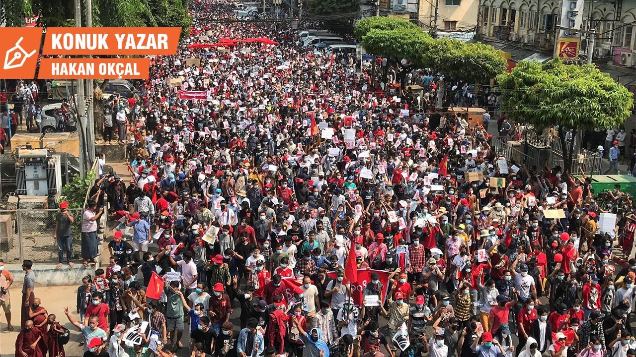 Myanmar'da direniş ve demokrasi umutları