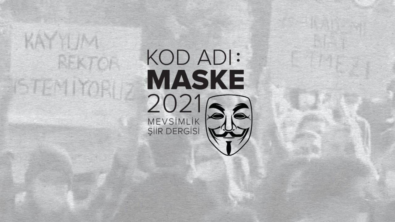 'Kod Adı Maske 2021' ilk sayısıyla yayında
