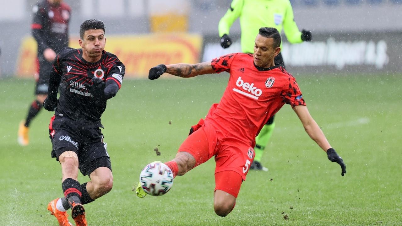 Beşiktaş başkentten 3 puanla dönüyor: 3-0