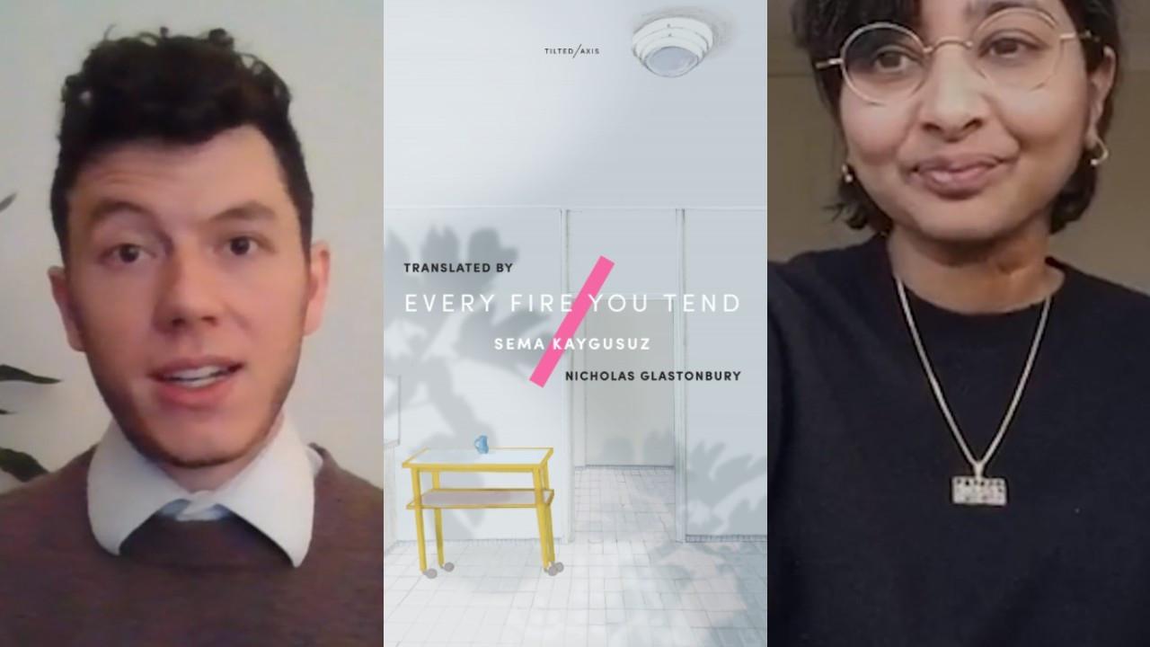 Translators Association'ın İlk Çeviri Ödülü, Sema Kaygusuz çevirisiyle Nicholas Glastonbury'e verildi