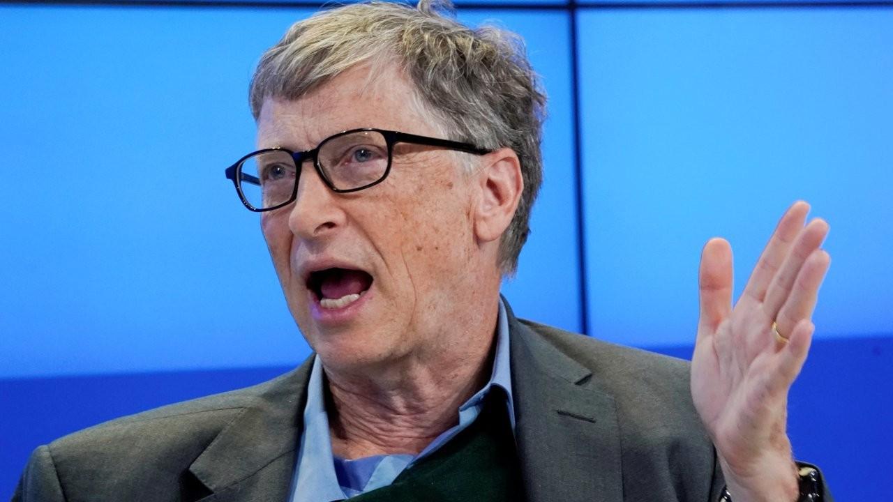 Bill Gates: Covid-19, iklim değişikliğinden daha kolay