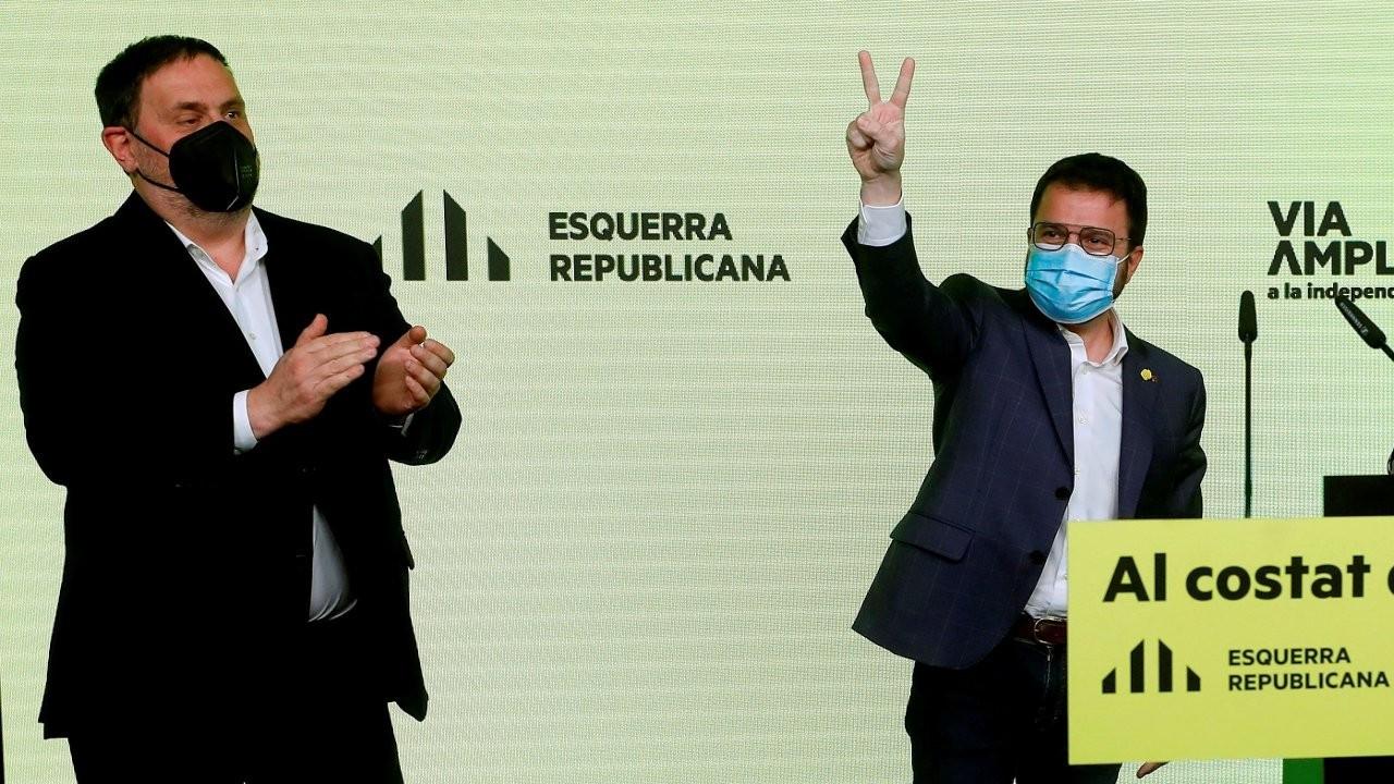 Katalonya'da ayrılıkçıların oyu ilk kez yüzde 50'yi geçti