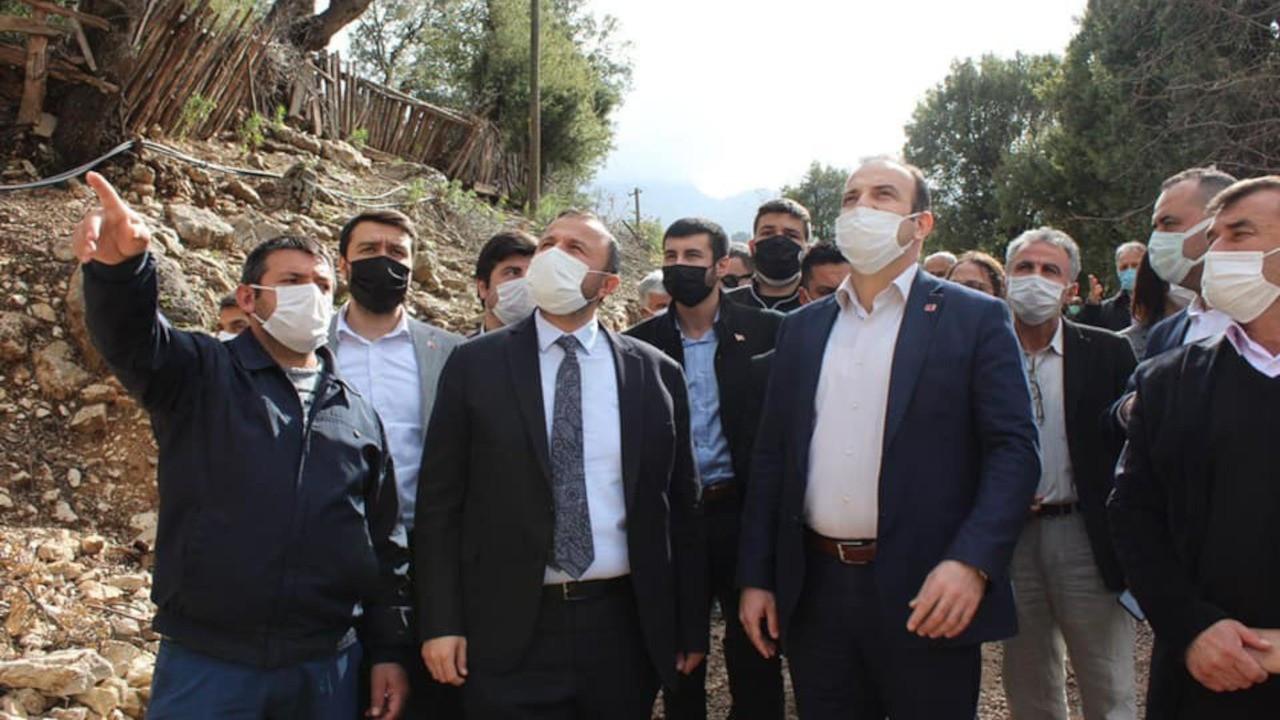 Cumhur ve Millet ittifakı ağaç katliamına karşı birleşti