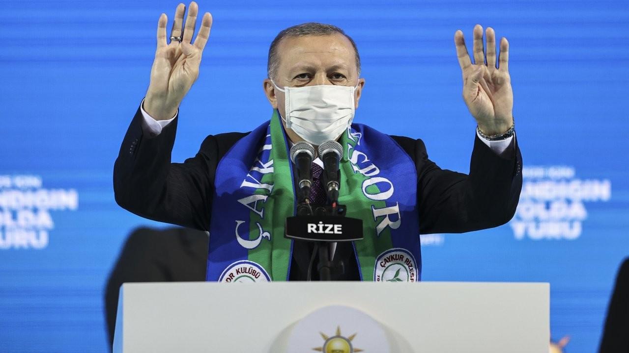 Erdoğan'dan Garê açıklaması: Kardeşlerimizi kurtaralım istedik...