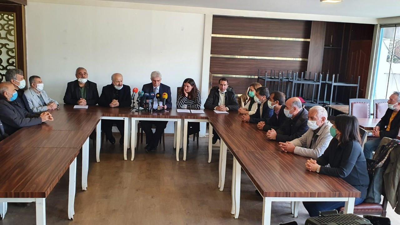 Kürtçenin eğitim dili olması için kampanya başlatıldı
