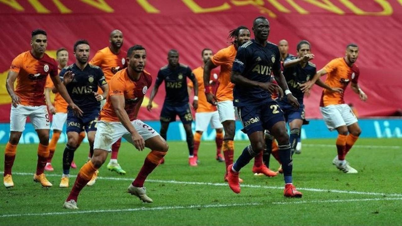 Galatasaray'dan Fenerbahçe'ye derbi davası