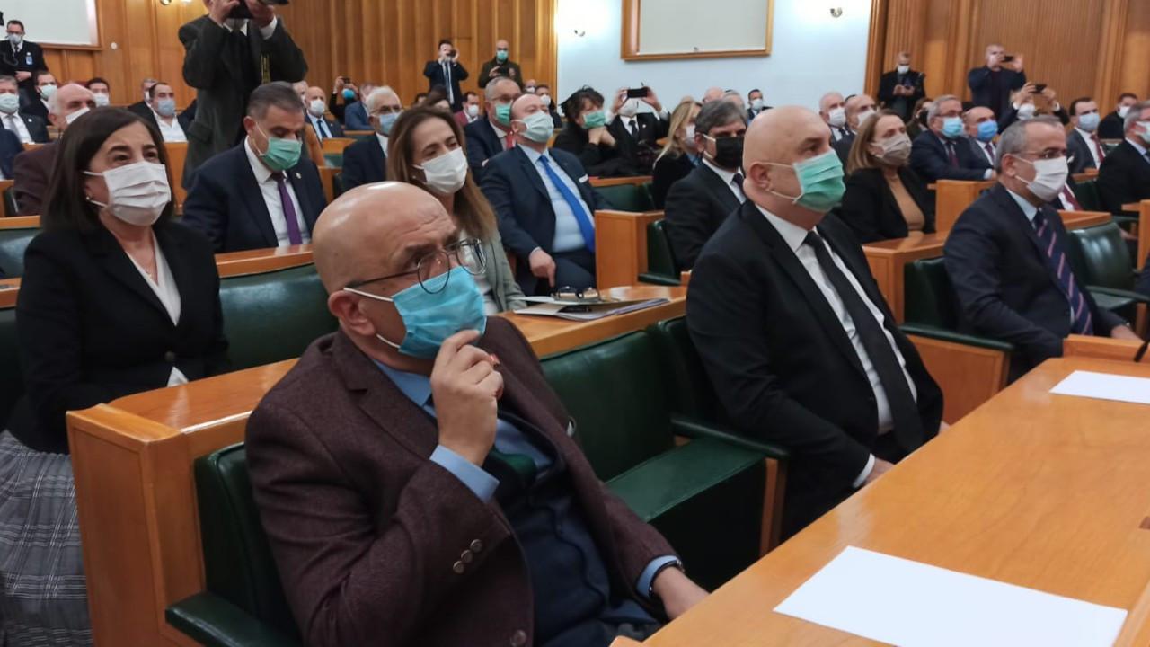 Enis Berberoğlu: Zerre kadar korkmuyorum