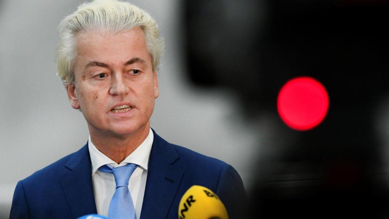 Faşist lider Wilders'e Erdoğan hakkındaki paylaşımı nedeniyle Ankara'da soruşturma
