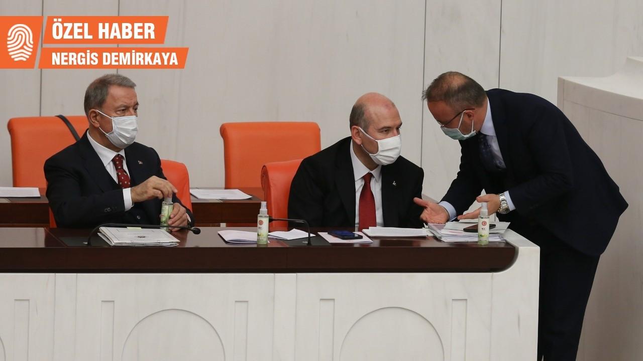 'Gare operasyonu iki bakanı karşı karşıya getirdi' iddiası