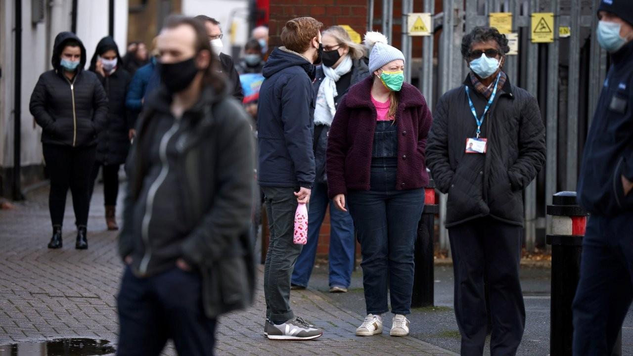 İngiltere'de endişe verici ikinci bir varyant bulundu: B1525