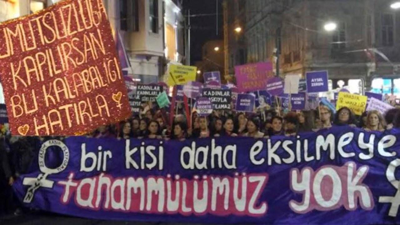 Kadınlardan 8 Mart çağrısı: 18 yıldır olduğumuz yerdeyiz