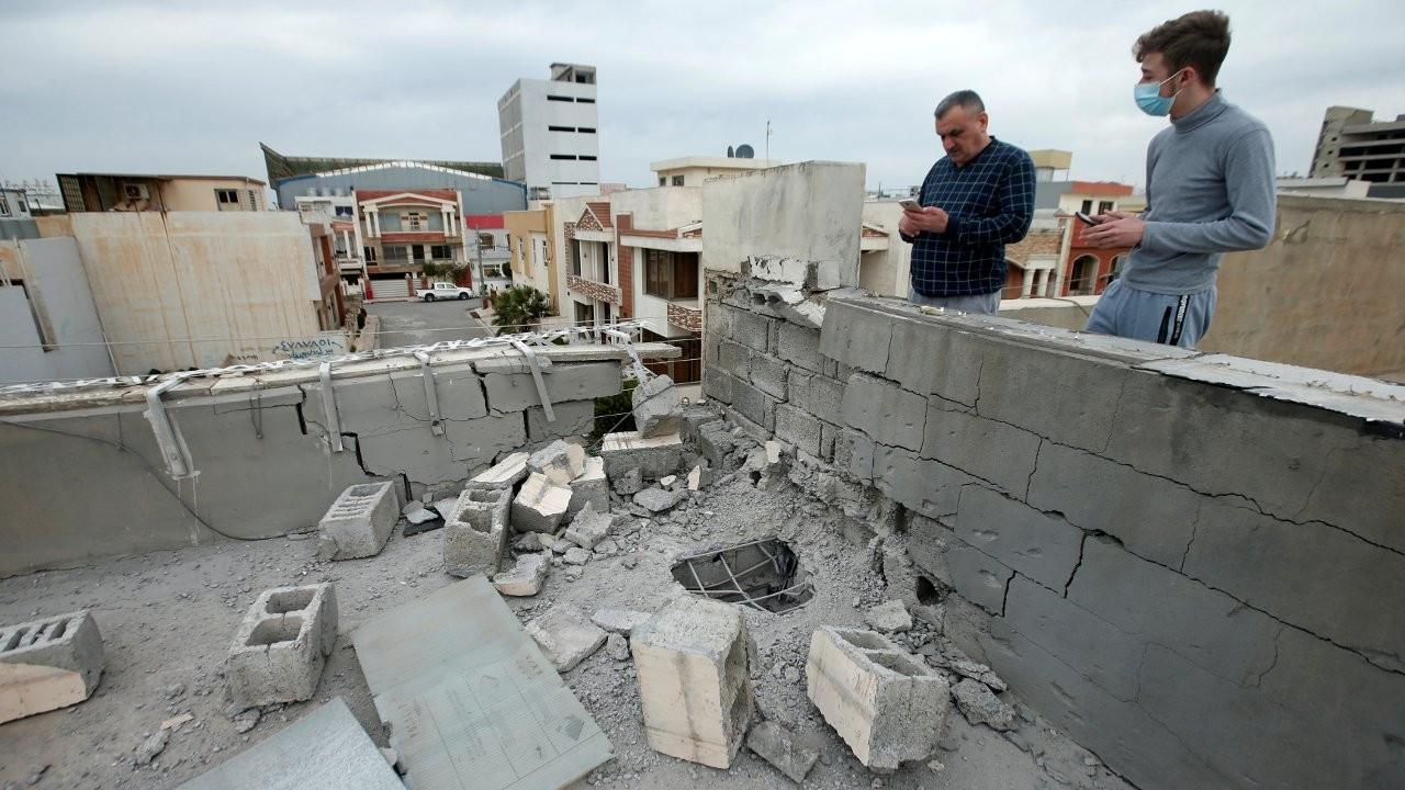 Beş ülkeden Erbil saldırısına ortak kınama
