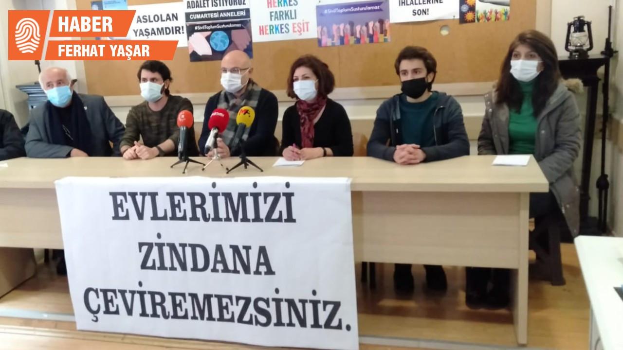 HDP'den açıklama: Evler, F tipi cezaevine dönüştü