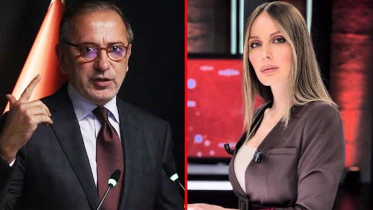 Hande Sarıoğlu, Fatih Altaylı ile 'vedalaşmasını' anlattı