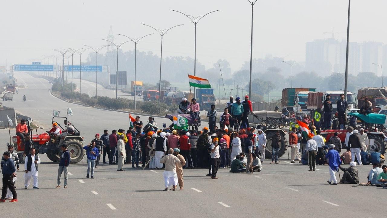 Hindistan siyasetinde çiftçilerin ve protestoların önemi çok büyük