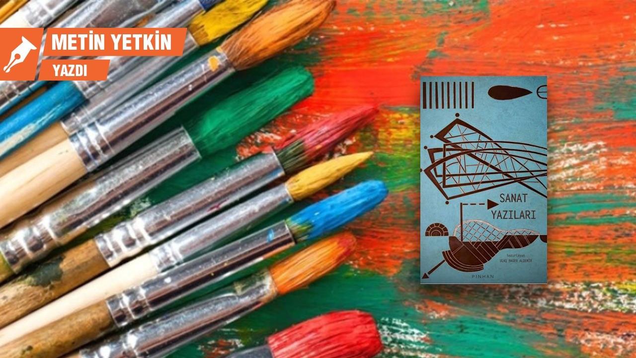 Sanatı kurmak için sanat yazıları