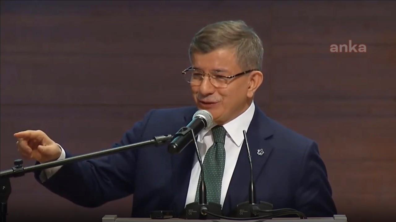 Davutoğlu: Gara'da sorumluluk Cumhurbaşkanı ve iktidar yetkililerinindir