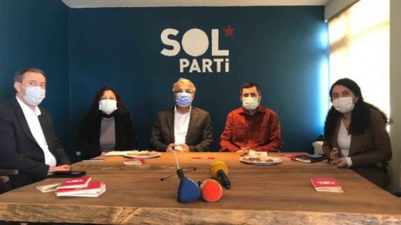 HDP'den Sol Parti ziyareti: Ortak barış mücadelesi oluşturmalıyız