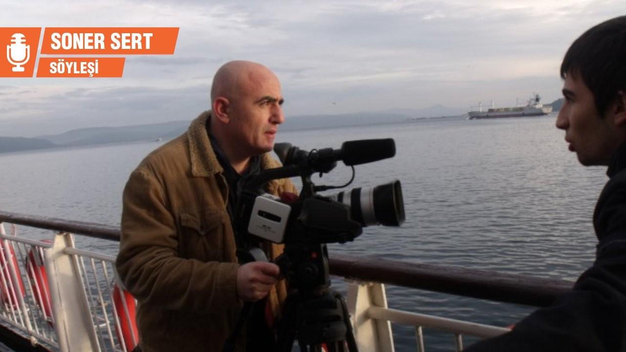 Bakır: Çok sayıda belgesel sinemacı hapsedilmekle tehdit ediliyor