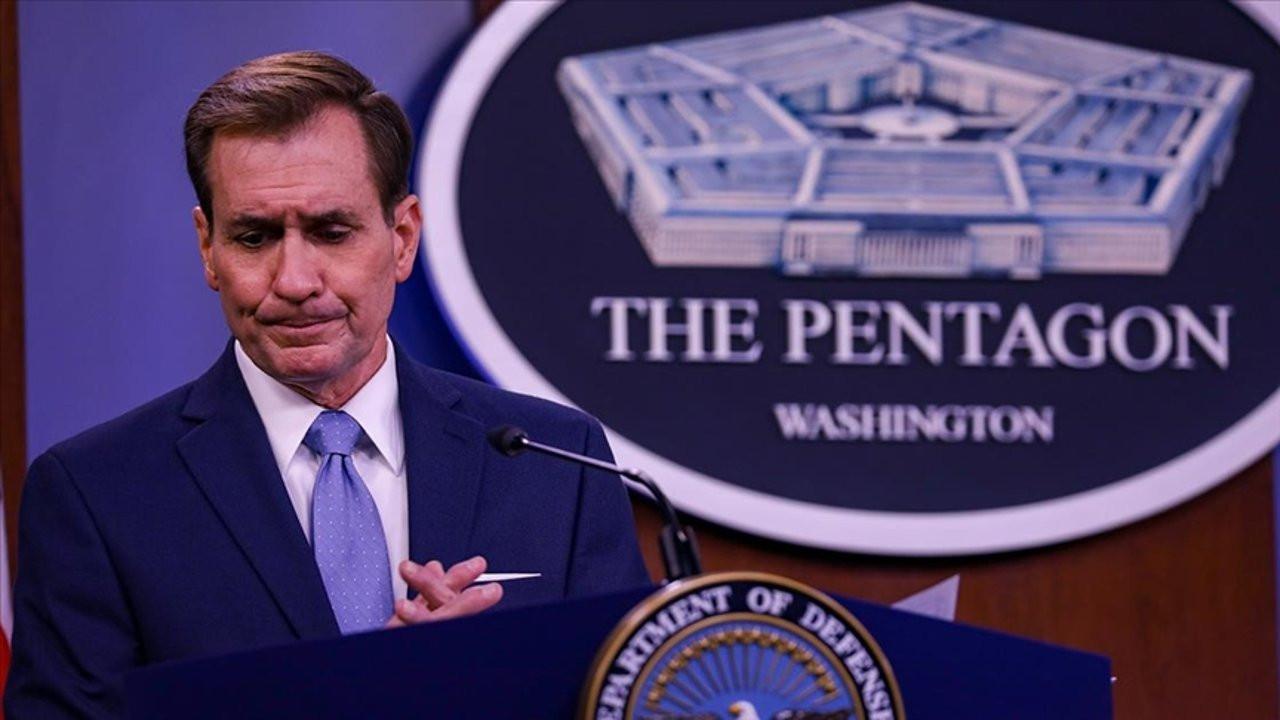 Pentagon'dan Türkiye açıklaması: Yapılması gereken çok iş var