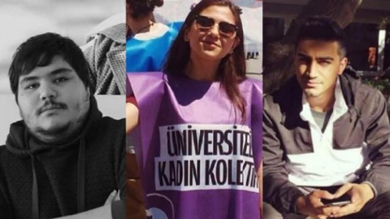 Ankara'da üç üniversite öğrencisi kaçırıldı