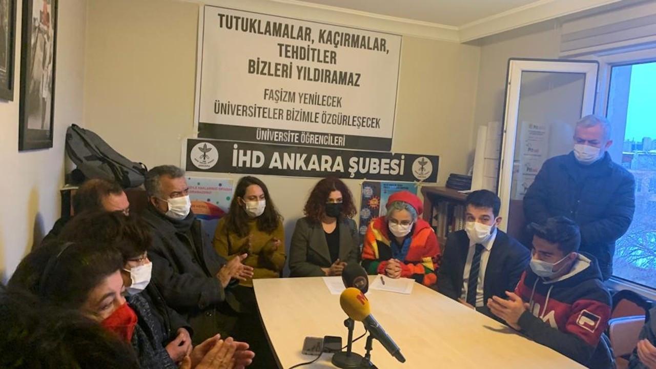 Ankara'da kaçırılan öğrenciler konuştu: 'Arkadaşlarına söyle, onları da alacağız, öldürürüz' dediler, arabadan attılar